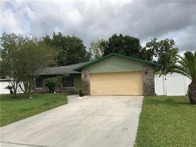 Lehigh Acres FL Single Family Home For Sale: $249,999