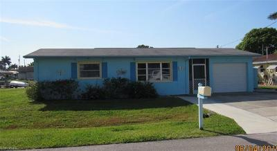 Matlacha Single Family Home For Sale: 2709 Clyde St