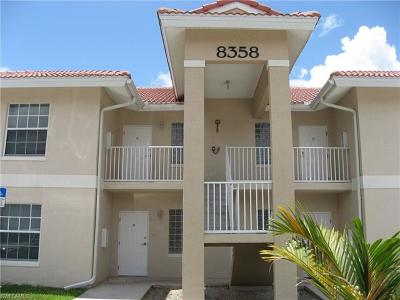 Fort Myers Condo/Townhouse Pending With Contingencies: 8358 Bernwood Cove Loop #707