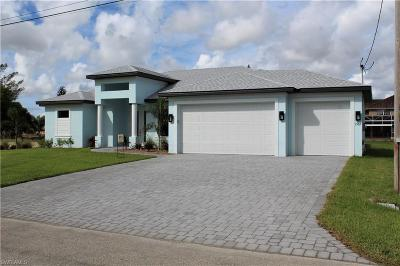 Cape Coral Single Family Home For Sale: 1332 SW 1st Pl