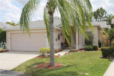 Estero Single Family Home For Sale: 10732 Blue Bimini Cir