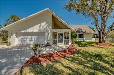 Cape Coral Single Family Home For Sale: 301 SE 32nd St