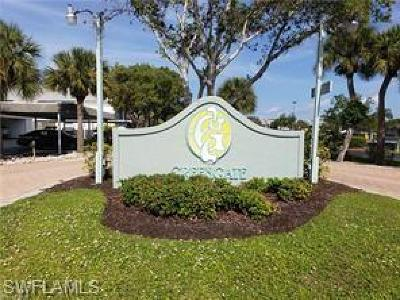 Fort Myers Condo/Townhouse For Sale: 13450 Greengate Blvd #324
