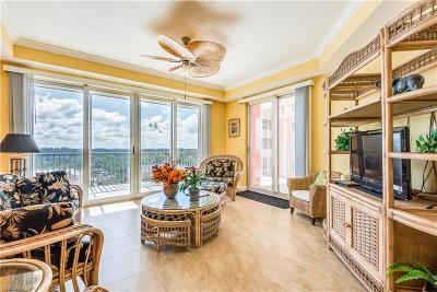Fort Myers Condo/Townhouse For Sale: 2745 1st St #805