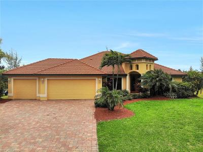 Cape Coral Single Family Home For Sale: 2229 Old Burnt Store Rd N