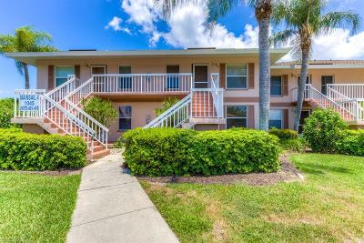 Naples Condo/Townhouse Pending With Contingencies: 1045 Mainsail Dr #412