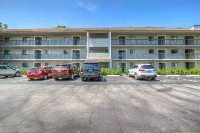 Naples Condo/Townhouse Pending With Contingencies: 5789 Gage Ln #A-204