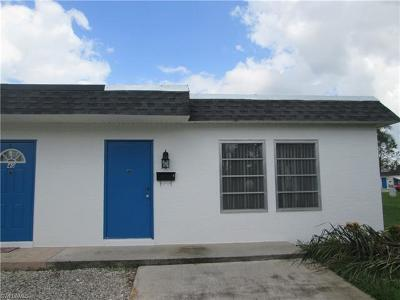 Lehigh Acres Condo/Townhouse For Sale: 38 Temple Ct