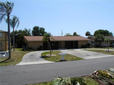 Cape Coral Multi Family Home For Sale: 1314 SE 40th Ter #1-4
