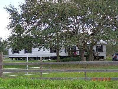 Clewiston FL Mobile/Manufactured For Sale: $115,000