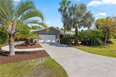 Sanibel Single Family Home For Sale: 1731 Serenity Ln