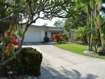 Captiva, Sanibel Single Family Home For Sale: 9406 Beverly Ln