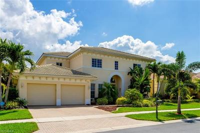 Fort Myers Single Family Home For Sale: 8980 Paseo De Valencia St