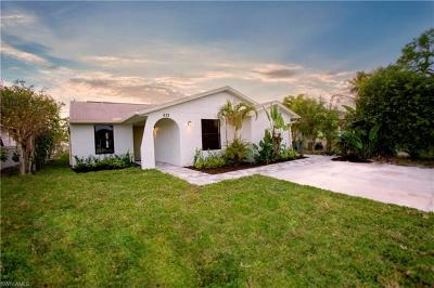 Naples Single Family Home For Sale: 672 98th Ave N