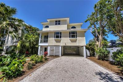 Captiva, Sanibel Single Family Home For Sale: 11504 Wightman Ln