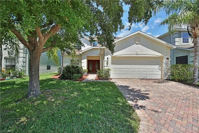 Fort Myers Single Family Home For Sale: 9079 Gladiolus Preserve Cir