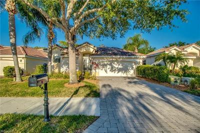 Naples Single Family Home For Sale: 3160 Sundance Cir
