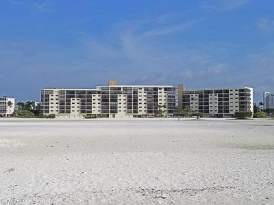 Fort Myers Beach Condo/Townhouse For Sale: 8350 Estero Blvd #134