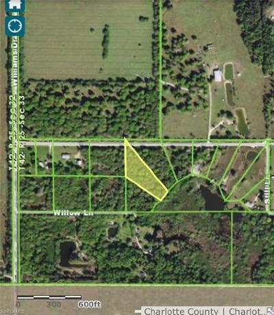 Fort Myers Residential Lots & Land For Sale: 38201 Still Ln