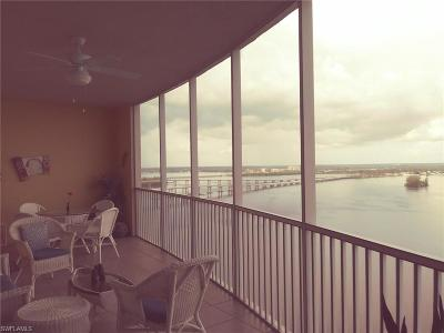 Fort Myers Condo/Townhouse Pending With Contingencies: 2745 1st St #2204