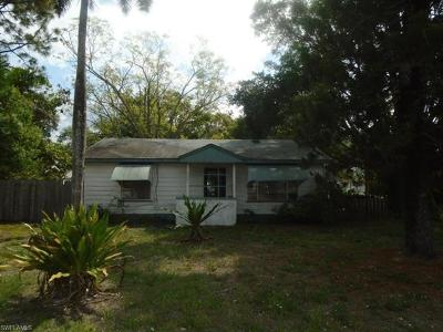 Fort Myers Multi Family Home For Sale: 2281 Clifford St
