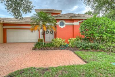 Bonita Springs Condo/Townhouse For Sale: 25415 Alicante Dr
