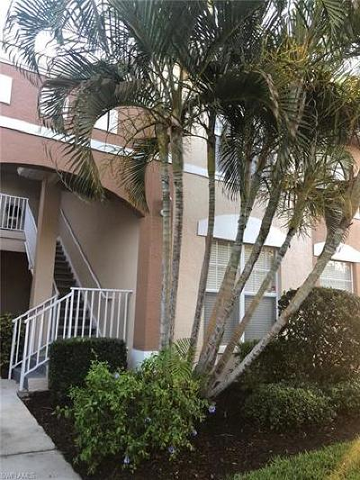 Fort Myers Condo/Townhouse For Sale: 14511 Daffodil Dr #1406