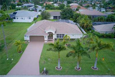 Cape Coral Single Family Home For Sale: 4406 SW 19th Ave