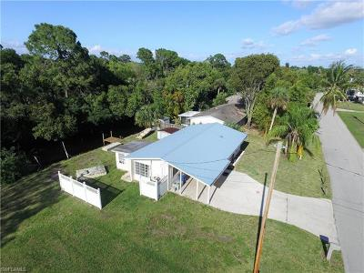 North Fort Myers Single Family Home For Sale: 69 Cardinal Dr