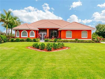 Fort Myers Single Family Home For Sale: 7259 Winkler Rd