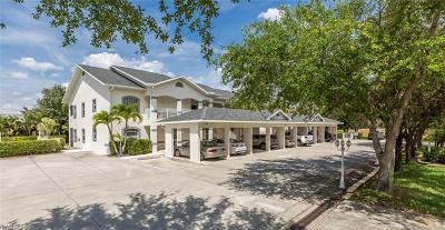 Cape Coral Condo/Townhouse For Sale: 615 Rose Garden Rd #2