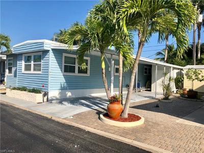 Bonita Beach Mobile/Manufactured For Sale: 26275 Hickory Blvd #7