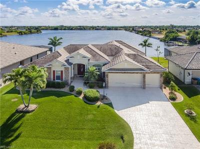 Cape Coral Single Family Home For Sale: 3515 NW 44th Pl