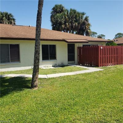 North Fort Myers Condo/Townhouse For Sale: 1165 Palm Ave #8B