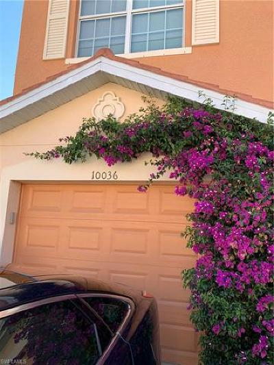 Fort Myers Condo/Townhouse For Sale: 10036 Via Colomba Cir