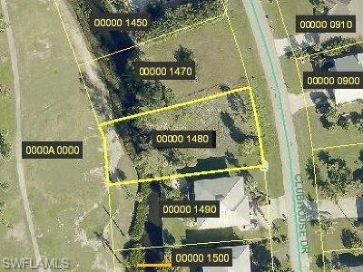 Pine Island Center, Pineland Residential Lots & Land For Sale: 14167 Clubhouse Dr