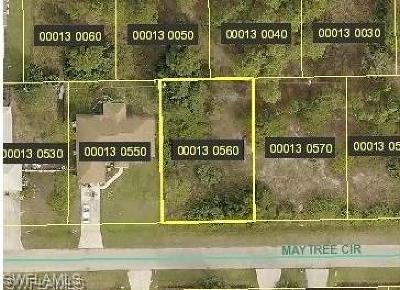 Fort Myers Residential Lots & Land For Sale: 6390 Maytree Cir