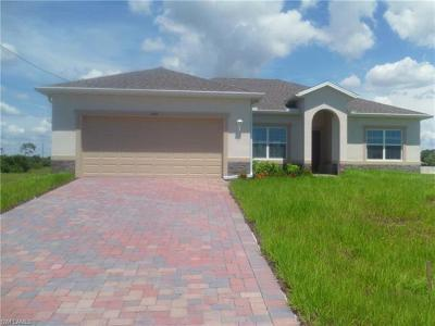 Cape Coral Single Family Home For Sale: 3501 NW 42nd Ave