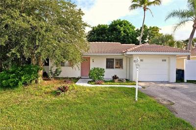 Fort Myers Condo/Townhouse For Sale: 7233 Saint Anns Ct