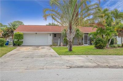 North Fort Myers Single Family Home For Sale: 842 Hydrangea Dr