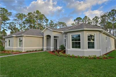 Bonita Springs Single Family Home For Sale: 9620 Strike Ln
