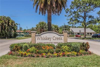 Fort Myers Condo/Townhouse For Sale: 6102 Whiskey Creek Dr #204
