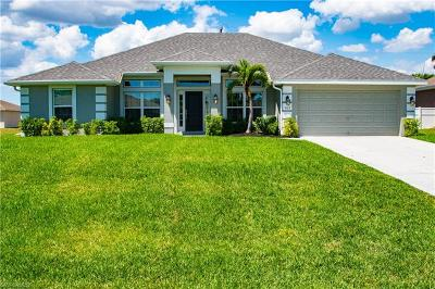 Cape Coral Single Family Home For Sale: 413 NW 15th St