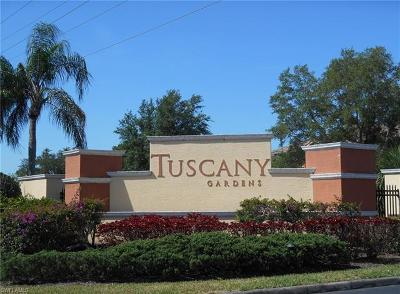 Fort Myers Condo/Townhouse For Sale: 6401 Aragon Way #107