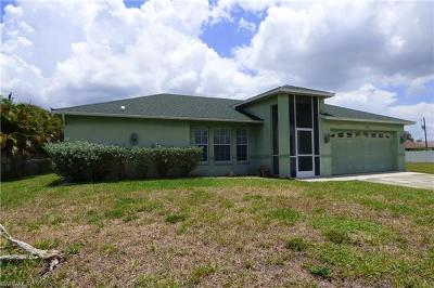 Cape Coral, Fort Myers, Fort Myers Beach, Estero, Bonita Springs, Naples, Sanibel, Captiva Single Family Home For Sale: 133 NE 6th Ave
