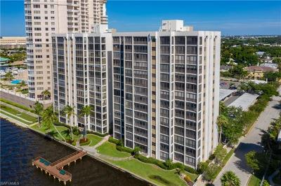 Fort Myers Condo/Townhouse For Sale: 1925 Clifford St #1203