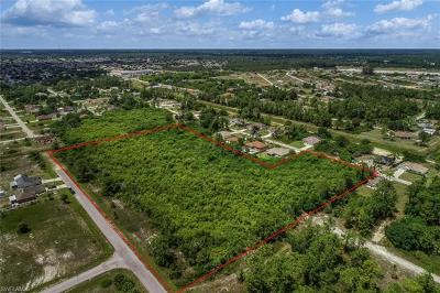 Lehigh Acres Residential Lots & Land For Sale: 4208 14th St W