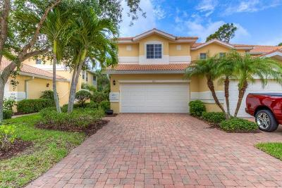Estero Condo/Townhouse For Sale: 3411 Morning Lake Dr