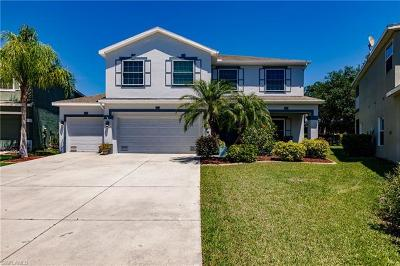Fort Myers Single Family Home For Sale: 8943 Falcon Pointe Loop