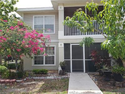 Immokalee Condo/Townhouse For Sale: 1332 Reflections Ln #50-8
